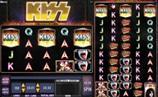 Kiss Shout it out loud Slot Machine