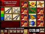 Bruce Lee Slot Machine
