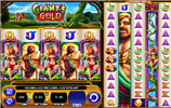 Giant's Gold Slot Machine