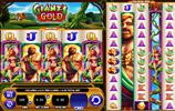 Giant's Gold Slot Machine