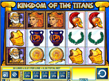 Play Kingdom Of The Titans Slot For Free