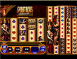 Play Spartacus slot for free