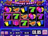 Super Jackpot Party Sloy Machine
