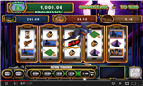 play Wizard of Oz Wicked Riches slot for free